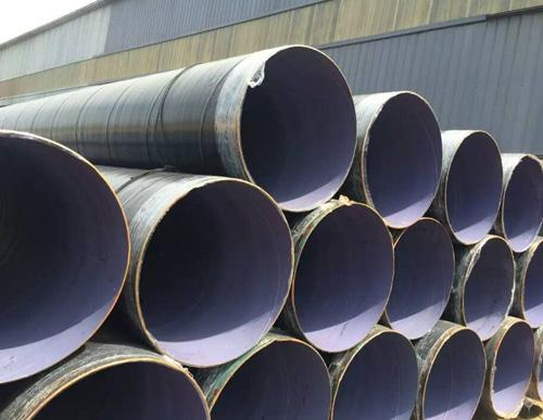 tpep防腐钢管安装